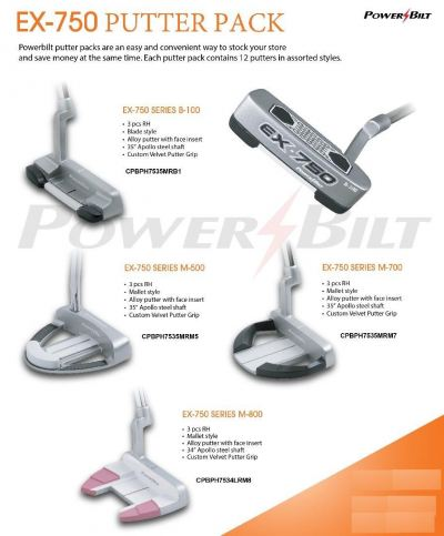 Power Bilt Putter