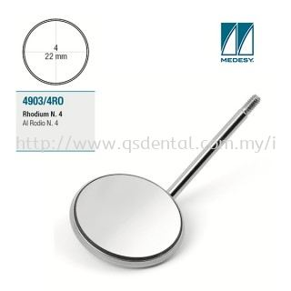 Mouth Mirror 4903/4RO