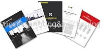 Company folder / Company profile / D' ring file / Annual report