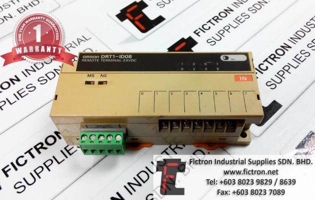 DRT1-ID08 DRT1ID08 OMRON REMOTE TERMINAL PLC REPAIR SERVICE IN MALAYSIA 12 MONTHS WARRANTY