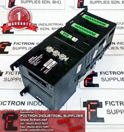 E5ZT-W08-2 E5ZTW082 OMRON POWER CONTROLLER REPAIR SERVICE IN MALAYSIA 12 MONTHS WARRANTY