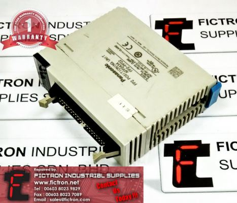AFP2434 PANASONIC FP2-PP22 FP2PP22 POSITIONING UNIT REPAIR SERVICE IN MALAYSIA 12 MONTHS WARRANTY