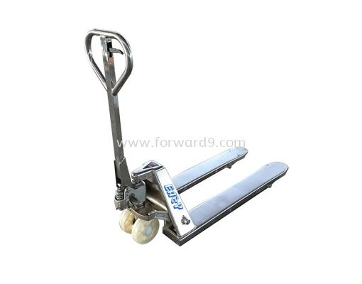 AC20/25NS-SS Narrow and Short Stainless Steel Hand Pallet Truck
