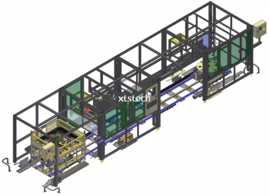 Automated Automation Conveyor Systems and Industrial Conveyors
