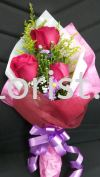 VBF54  - From	rm68 Valentine Bouquet
