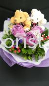 VBF53- From	RM100.00 Valentine Bouquet