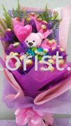 VBF47  - From	RM235.00 Valentine Bouquet