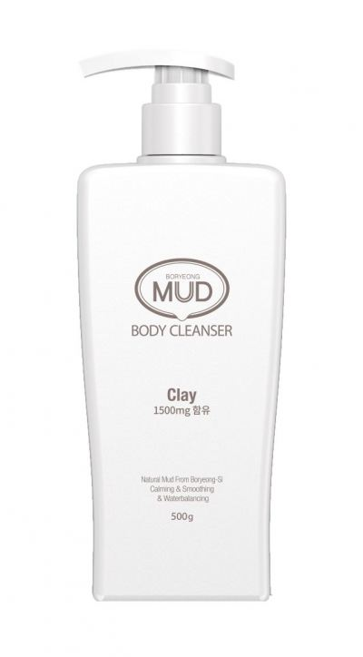 Boryeong Mud Body Cleanser 500g