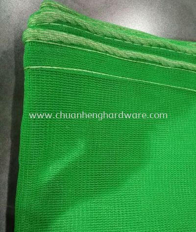 Green safety netting