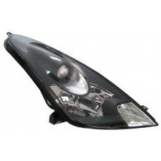 toyota celica Head Lamp Crystal Black W/Projector