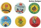 Button Badges (Make to Order) Make To Order