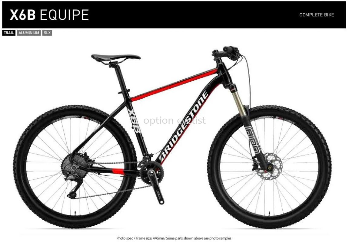 X6B EQUIPE BRIDGESTONE Kedah, Malaysia, Sungai Petani Bicycle, Supplier, Supply, Shop | Option Cyclist