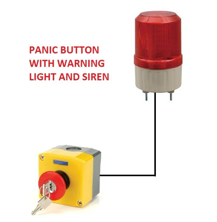 EMERGENCY ALARM PANIC BUTTON WITH LIGHT AND SIREN Malaysia Thailand Singapore Indonesia Philippines Vietnam Europe USA Emergency Button Kuala Lumpur (KL), Selangor, Damansara, Malaysia. Supplier, Suppliers, Supplies, Supply | Prima Control Technology PLT