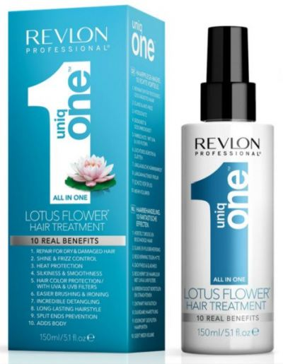 REVLON ALL IN ONE LOTUS FLOWER HAIR TREATMENT 150ML