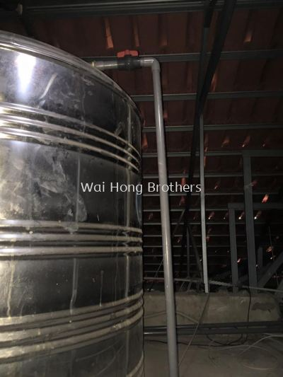 Water tank services