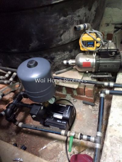 Water pump services