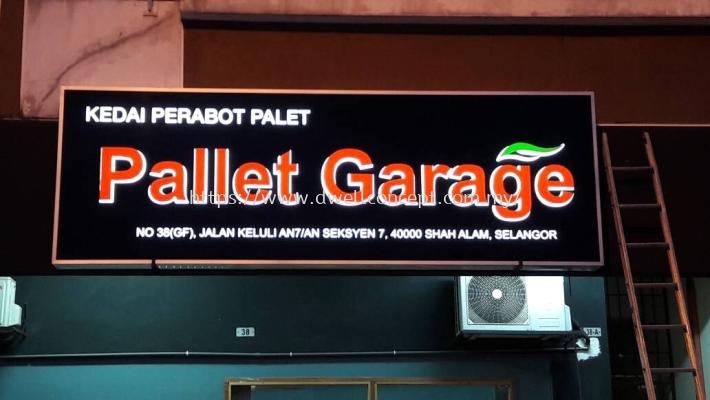 Pallet Garage At Shah Alam