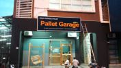 Pallet Garage At Shah Alam  Light Box 3D Lettering