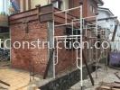 Kitchen Re-Build, Bath Floor Re-Tiles, Paint E Remodeling/Restoration
