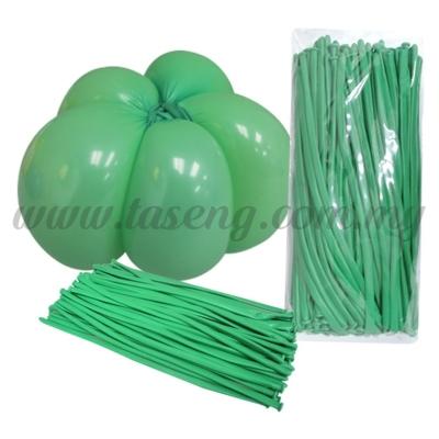 Twist Balloon * Dark Green (B-TB2609)