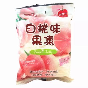 Wakuwaku White Peach Jelly (Taiwan)