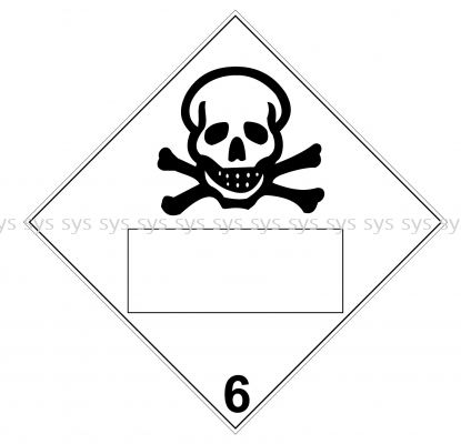 Acute Toxicity labels