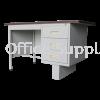 KS102BL Metal Desk 铁柜