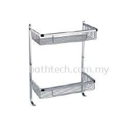 SC-295DH Double Layer Basket with Hook