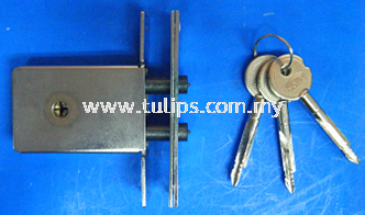 SOLEX Gate/Security Lock