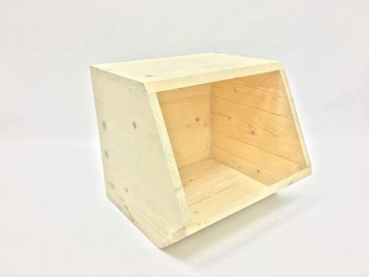 Quadrila Wood Box