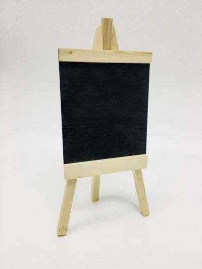 Minky's idea miniature blackboard