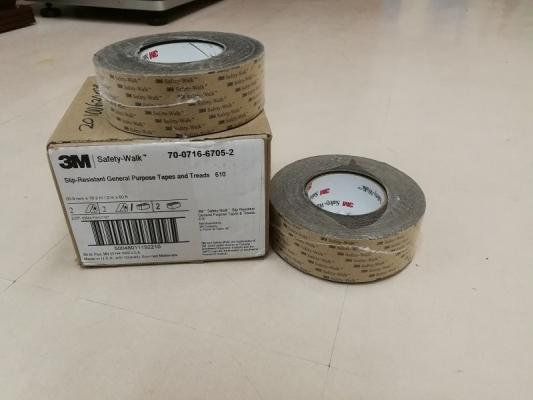 3M Safety Walk Tape 610/ 620B/ 630B