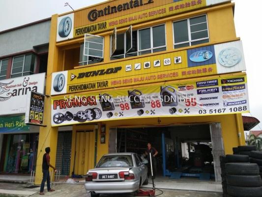 Weng Seng Maju Auto Services - Sentosa Klang