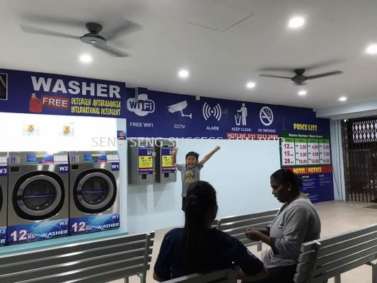 Happy Smart Laundry Bayu Perdana Klang