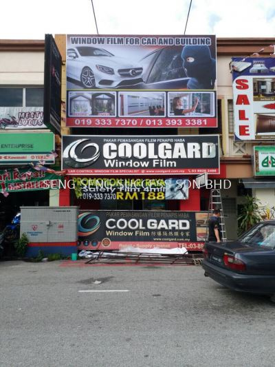Coolgard Window Film Kajang