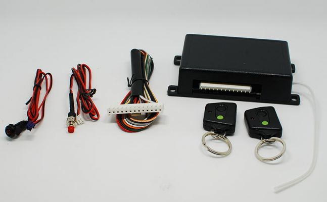 Wheels Alarm (12V)