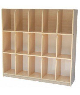 QW006 Bag Cubby Shelf
