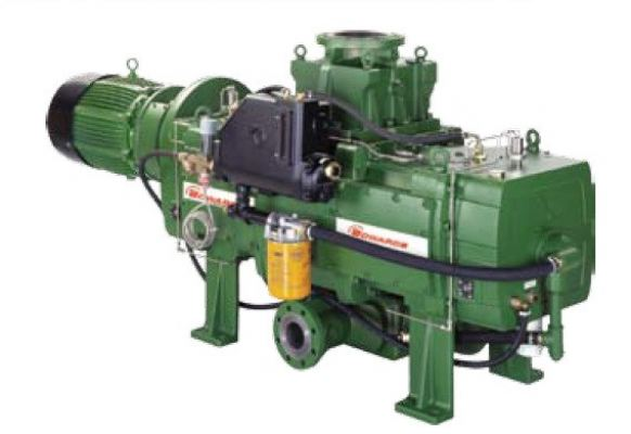 CDX1000 Dry Vacuum Pump, 40 HP, 60 Hz, Flame Proof (without Integral Flame Arrestors)
