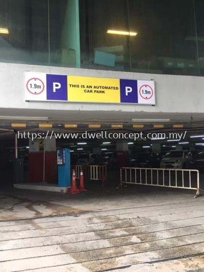 Basement Parking At MEICC
