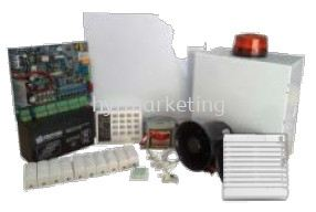 DCODE 3100 Series Tone Alarm System
