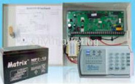 mcm808 Wire Alarm System