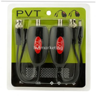 PVT video power TR with 24V Adaptor