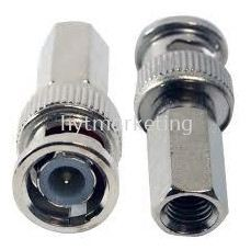 RG6 BNC Connector (Twisted Type)