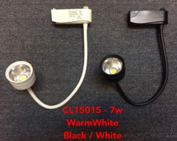 LES CL15015-7W GOOSE TRACK LIGHT 3000K