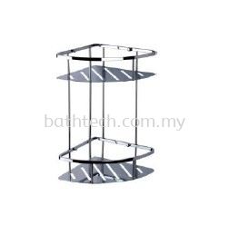 SC-3070D Double Layer Corner Basket