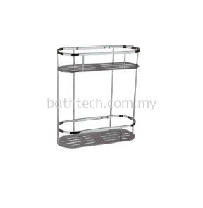 SC-3021D Double Layer Basket