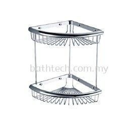 SK-2100D Double Layer Corner Basket