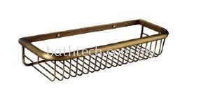 SC-4200-BR Corner Basket