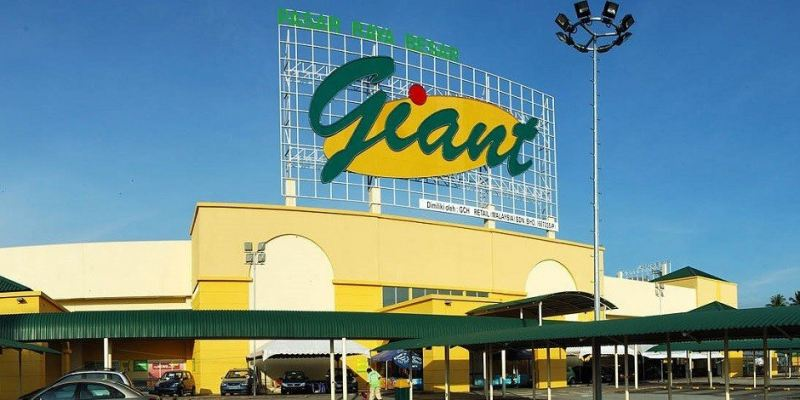Giant Malaysia Outlets