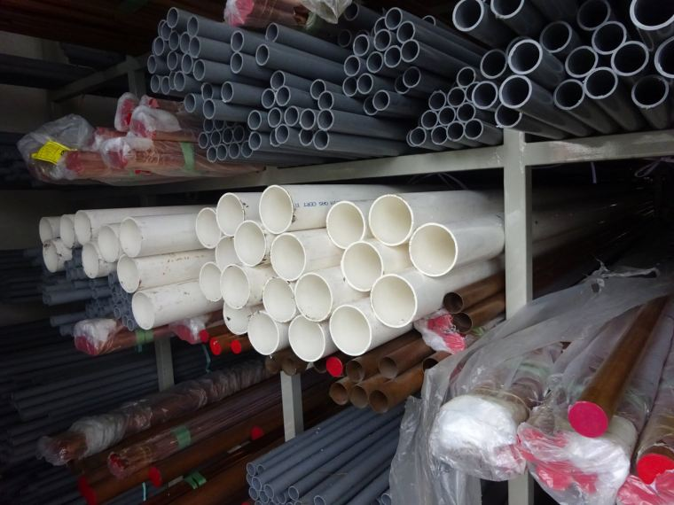 BINA UPVC SOIL, WASTE AND VENTILATING (S.W.V.) PIPES BINA Hardware Items and Tools